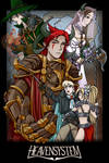 Heavensystem Poster by SozokuReed