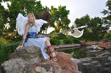 Winged Laurel by SozokuReed