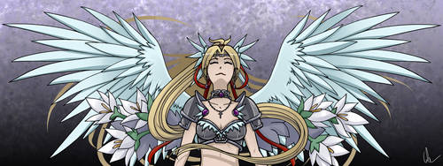 On Angel's Wings by SozokuReed