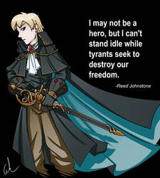 Resist Tyranny by SozokuReed