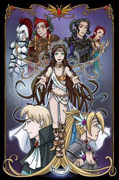 Heavensystem Poster