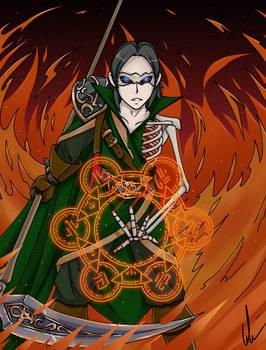 Sergoth Demigod of Fire