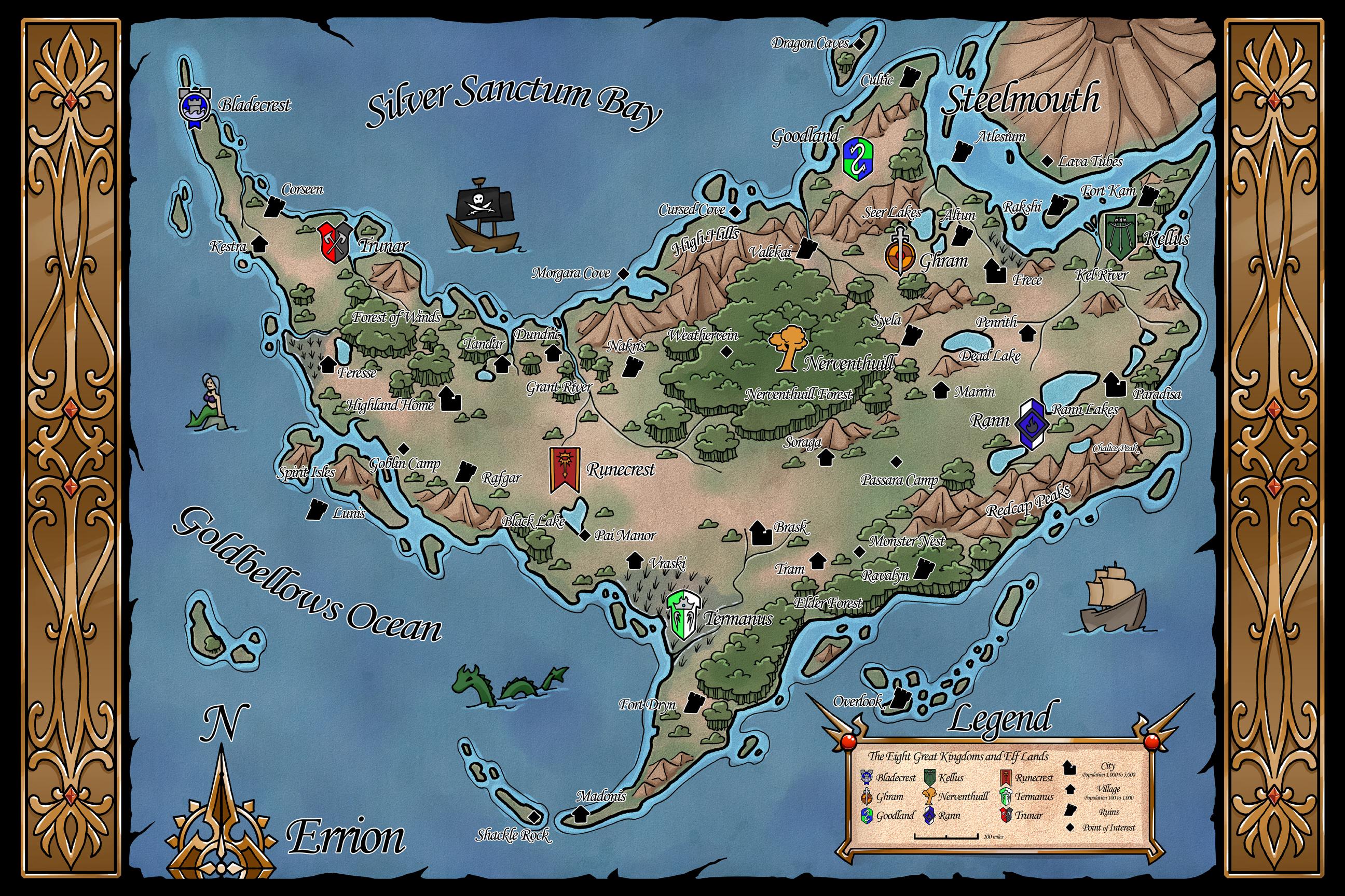 Errion Map