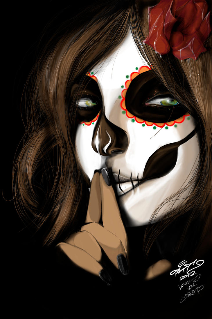 Ann Muerto by SweetMazy