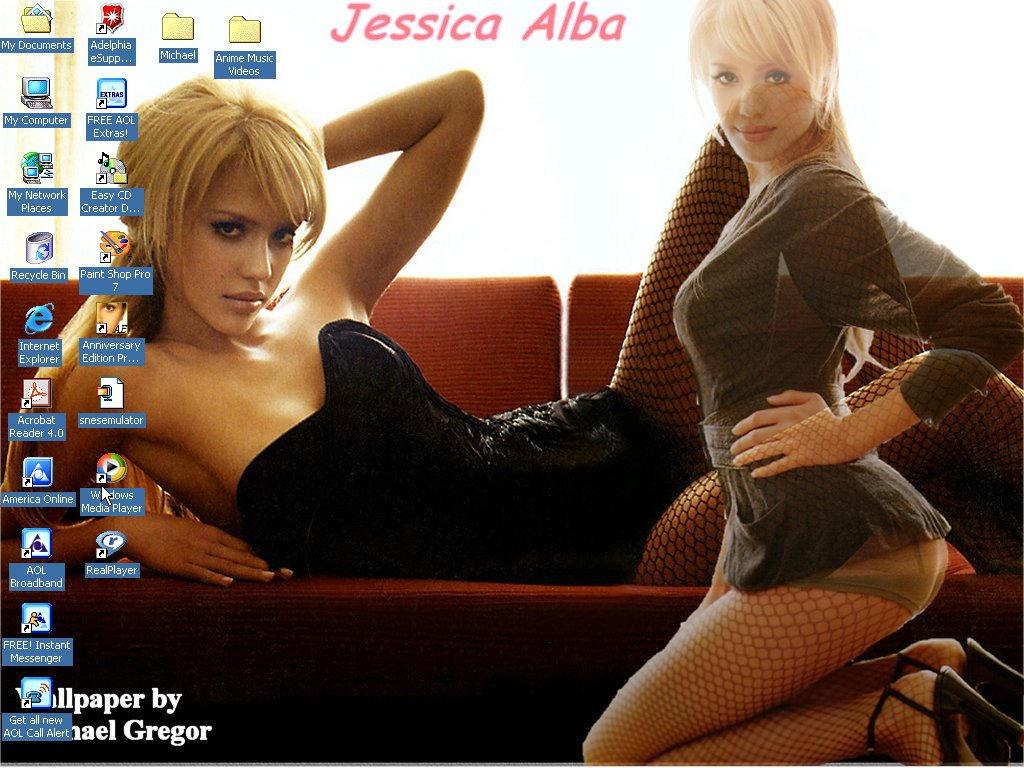 Very sexy pics of jessica alba