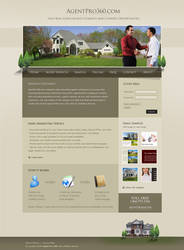 agentpro360 website design by neweradesign