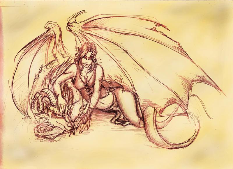 Demonheart by Raenyras