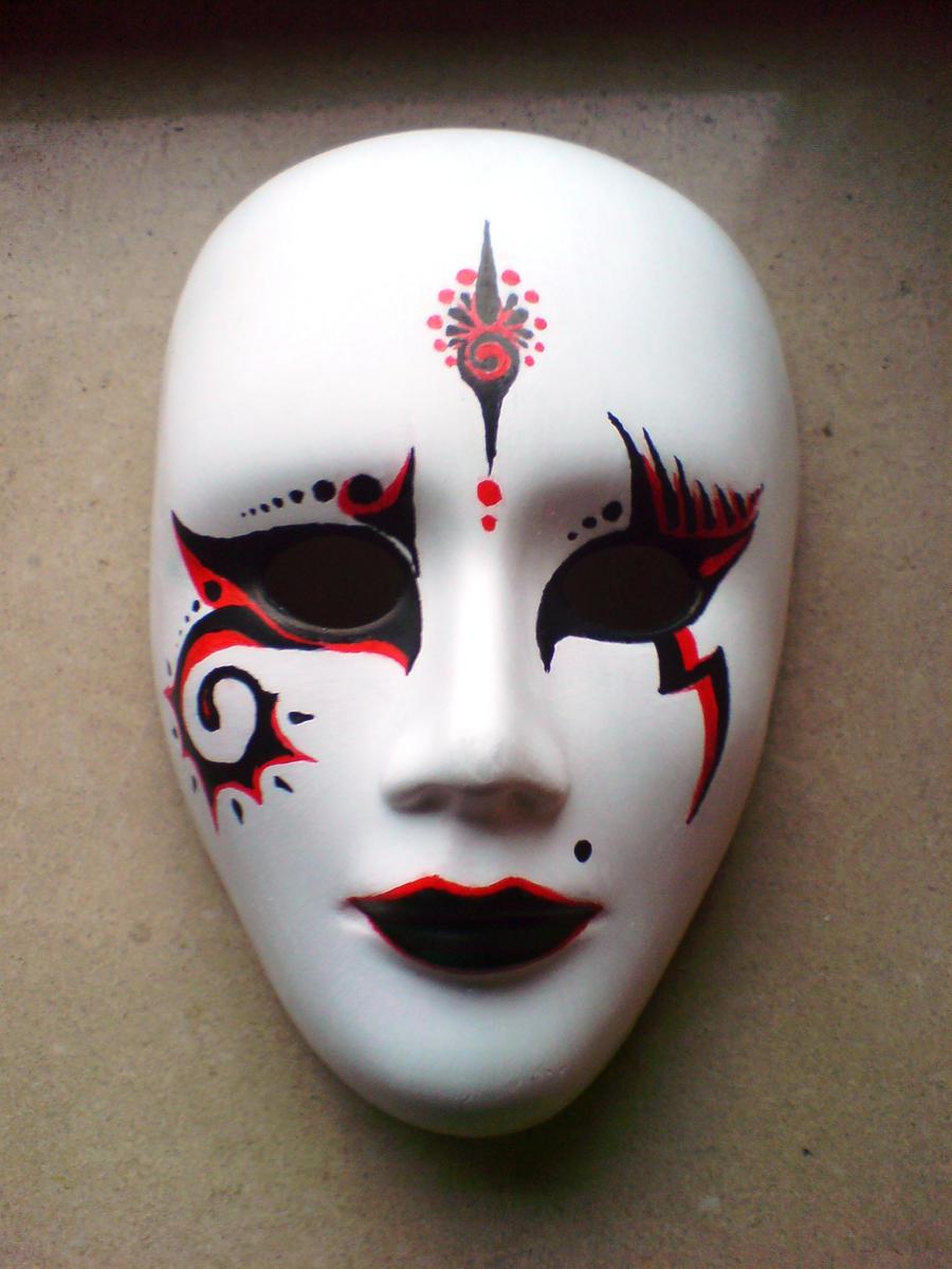 mask 1 by Raenyras