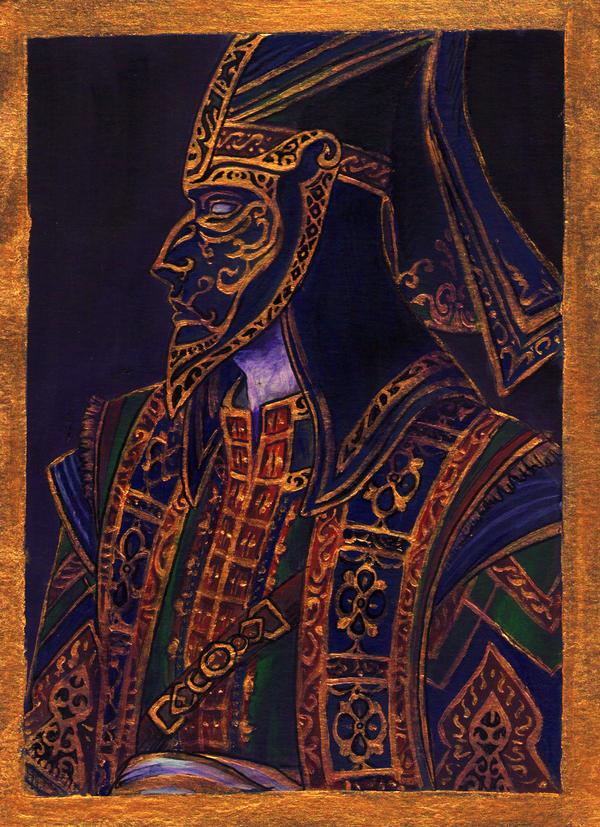 Janissary By Raenyras On Deviantart