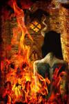 Lilith's Departure from Eden by DARKBABY67