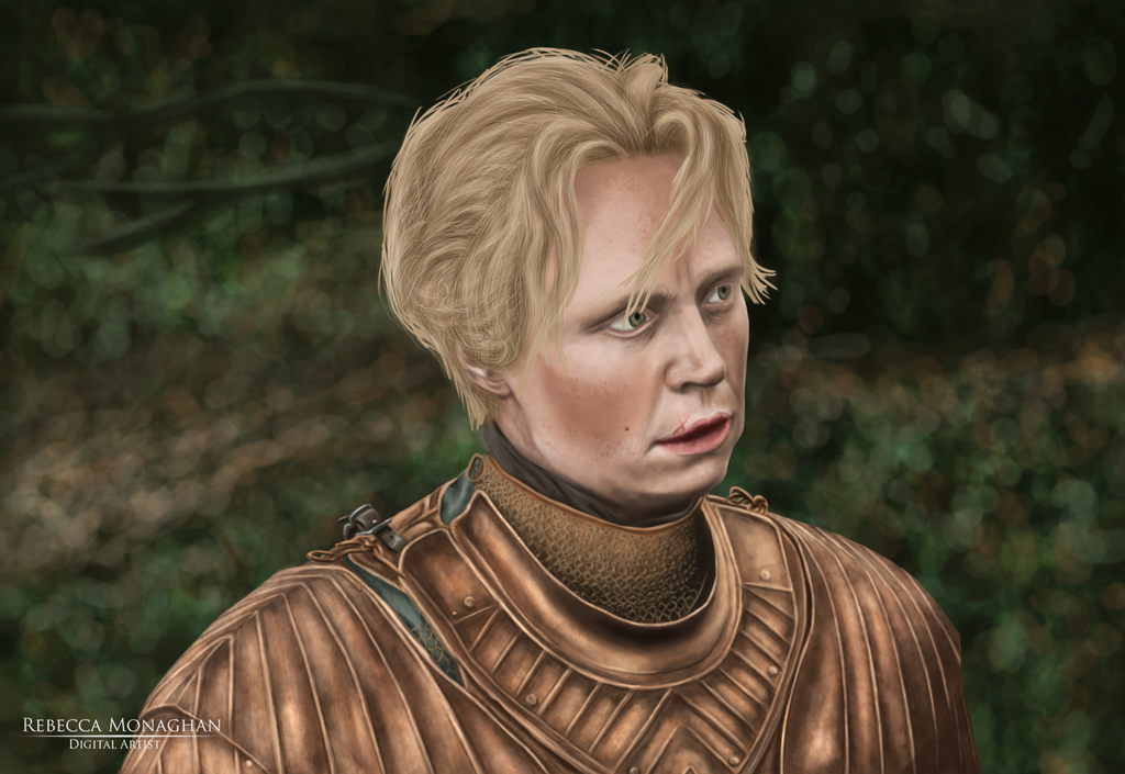 Brienne of Tarth by Its-Sokay