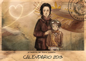 Calendario Snarry 2013
