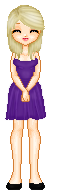 Random Pixel girl by medli96