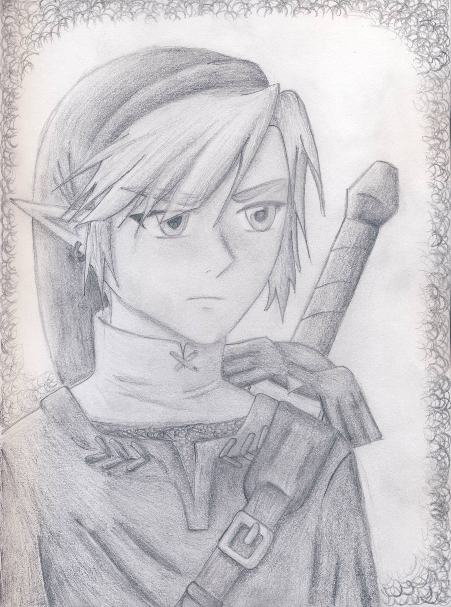 twilight princess link by medli96