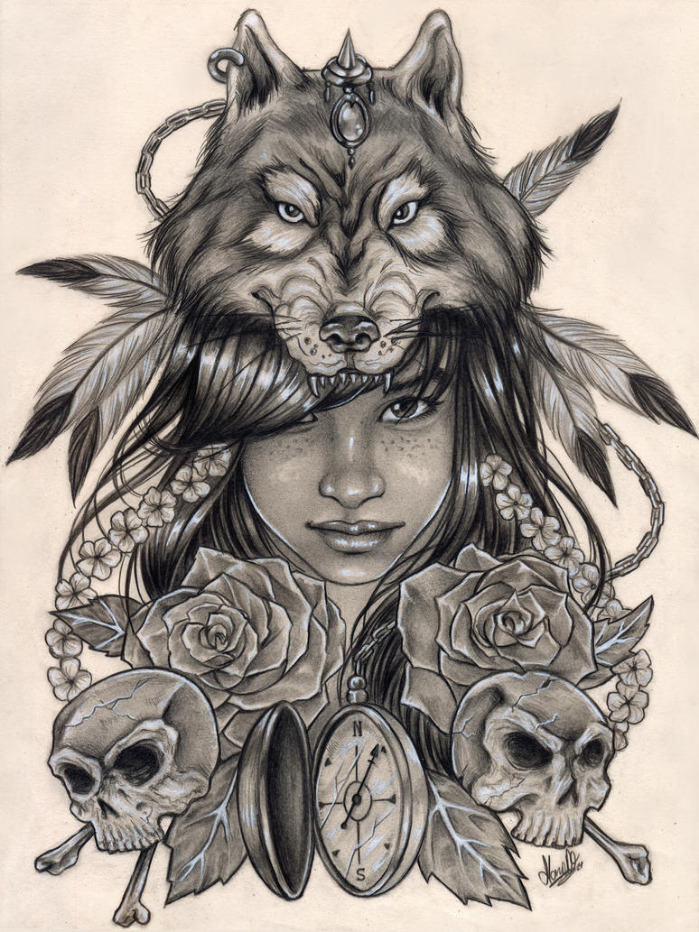 Jm New Traditional By Herbaabreh On Deviantart