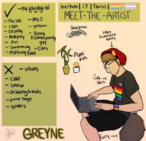 GreyneArt's Profile Picture