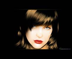 The beauty in darkness by zv3zda
