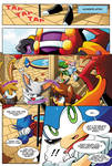 [FANMADE] Sonic Skyline Page 03