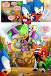 [FANMADE] Sonic Skyline Page 08