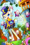 Commission: Calypso the Nightmaren