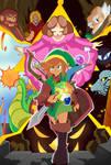 Zelda Fanart 1: The Legend of Zelda