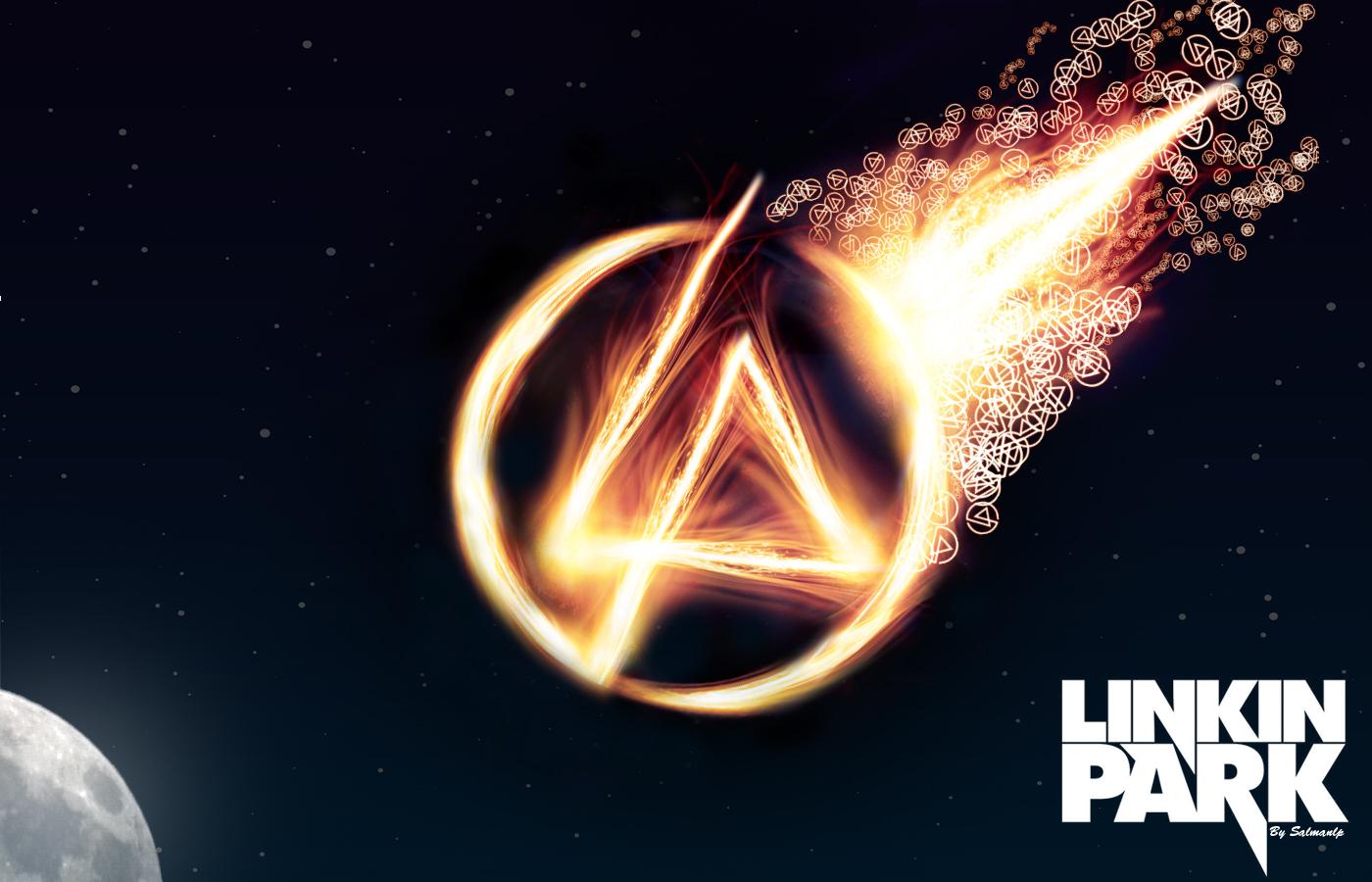 Linkin Park Logo Wallpaper By Salmanlp On Deviantart
