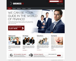 Business layout by salmanlp