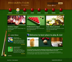 Billiard Club by salmanlp