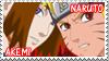 Stamp: Naruto x Akemi by Mint-Berry-Crunch-69