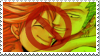 Stamp: Anti Zoro x Nami by Mint-Berry-Crunch-69