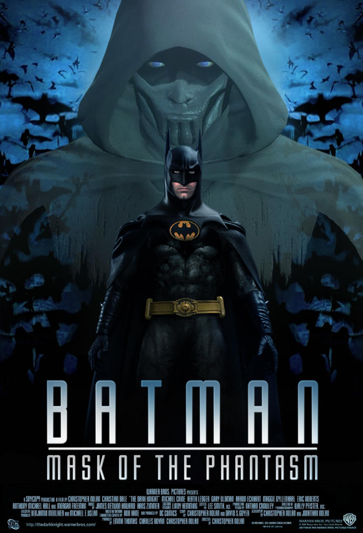 essay approximately batman cover regarding a phantasm