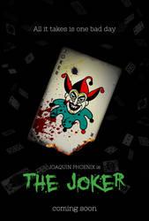 The Joker by BlueprintPredator