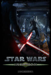 Star Wars Invasion by BlueprintPredator