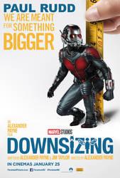 Marvel's Downsizing by BlueprintPredator