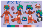 Baxter Reference Sheet Commission