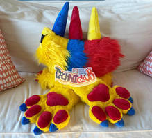 (FOR SALE) Primary Paws and Tail