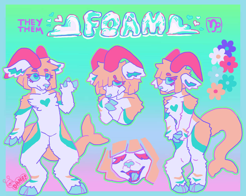 FOAM Reference Sheet 2020 by danneroni