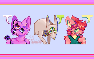 Doughnutwolves Telegram Sticker Expansion by danneroni