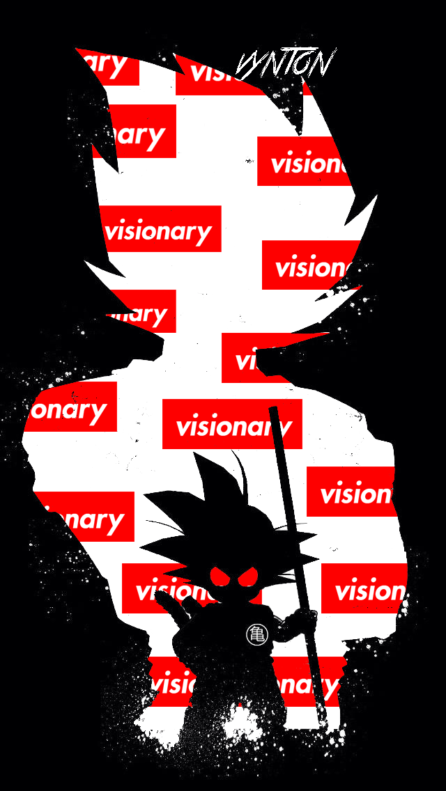 GOKU'S VISION by Vynton