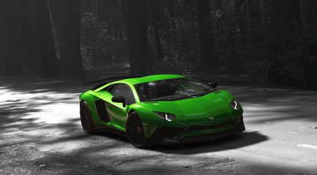 GREEN GOBLIN by Vynton