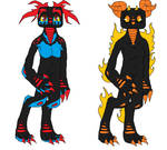 Horned Ender Adopts (Closed)