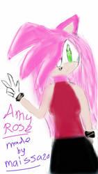amy rose by maissa20