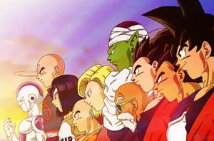 Dragon Ball Super - Let's go to Chikara no Taikai! by razorzeshu