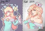 draw this again -- rosalina