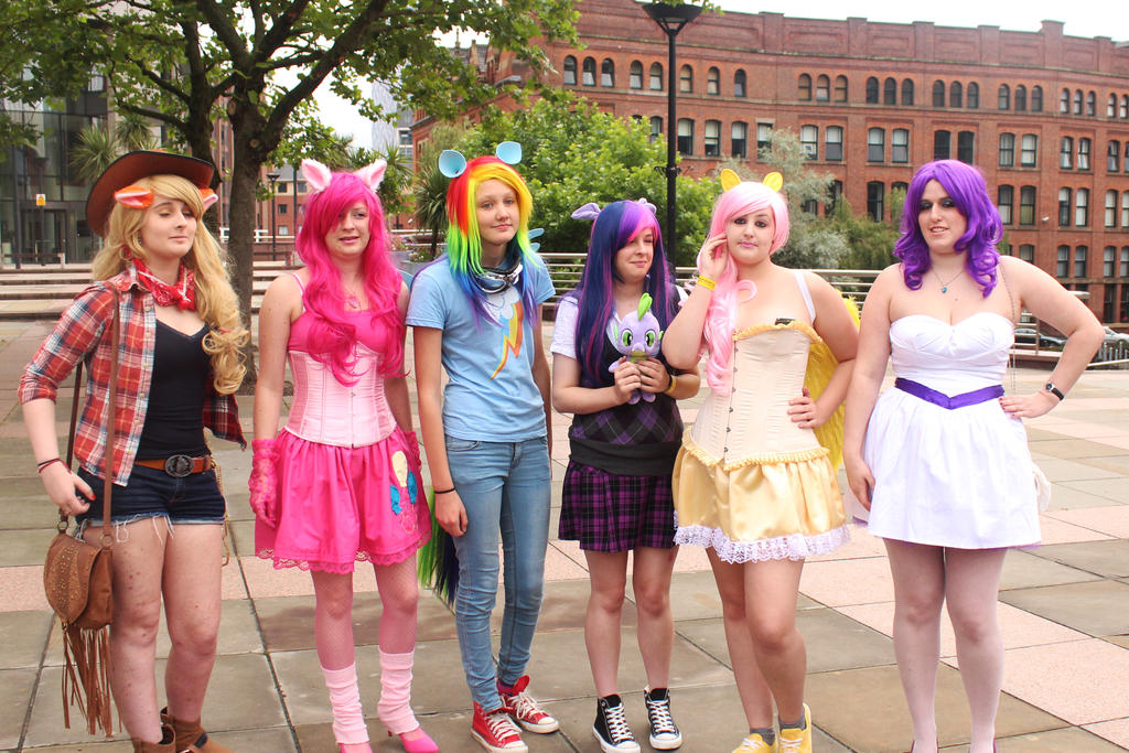 buck_2013__mane_six_cosplay__by_mbrooksb