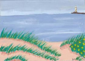 Seaside Scene by LuvLoz