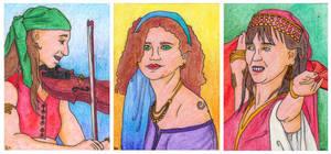 Gypsy Ladies by LuvLoz