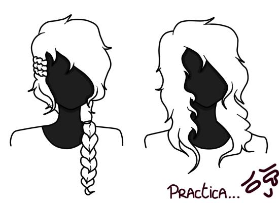 practica de cabello by haruka-fujoshi