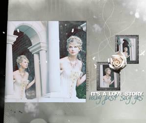 Taylor Swift by zooxanimalsx