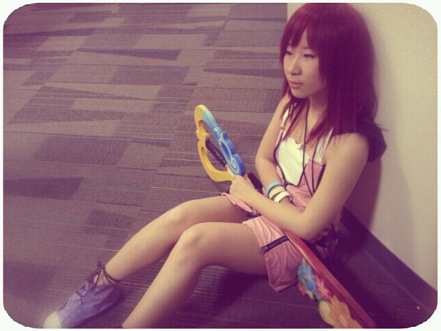 Contemplation - Kairi by TokalaAngel